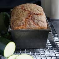Chleb z cukinią na zakwasie