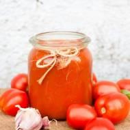 Mój ulubiony, najprostszy sos pomidorowy