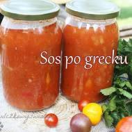 Sos po grecku
