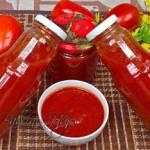 Przepis na domowy ketchup pomidorowy