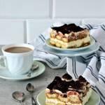 Tiramisu - kawowy deser na zimno (bez jajek)