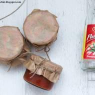 Cukiniowy sos do pizzy z passatą pomidorową Jamar