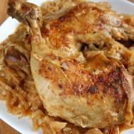 Kurczak w kapuście