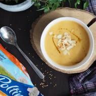 Pikantna zupa krem z kalafiora