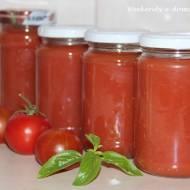 Sos pomidorowy (bez dodatków)