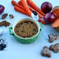 ZUPA - Krem warzywno piernikowy na ostro