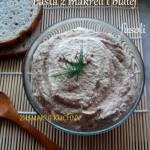 Pasta z makreli i białej fasoli