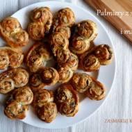 Palmiery z serem i makiem