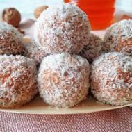 Z cyklu: Dla dzieci - Marchewkowo-kokosowe kuleczki (Ricette per bambini: Bocconcini al cocco e carote)