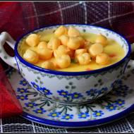 Zupa krem z kukurydzy