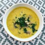 Zupa pieczarkowa - idealna