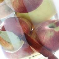 Kiszone jablka...przysmak Słowian