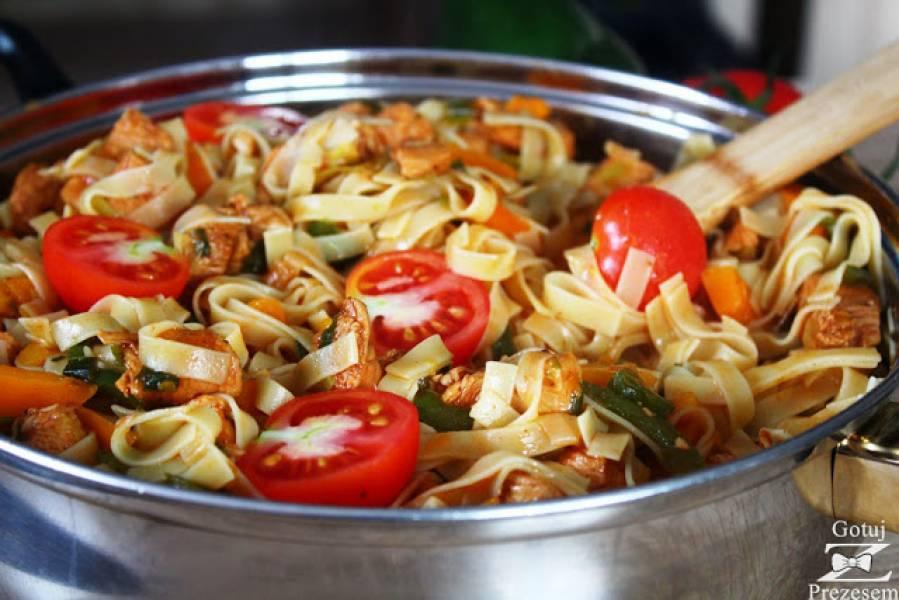 Przepis Na Chinska Patelnia Pomysl Na Szybki Obiad Gotuj Z