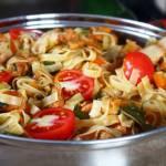 Chińska patelnia - pomysł na szybki obiad
