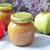 Konfitura z jabłek i cukinii