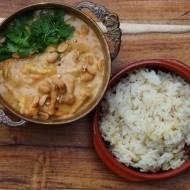 Orzechowe aksamitne curry