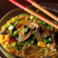 Ostro – kwaśna zupa z kurczakiem