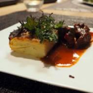 Wołowina po burgundzku A'la Plate