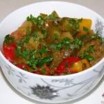 Gulasz warzywny zkiszonym ogórkiem – dieta drDąbrowskiej