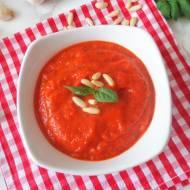 Pesto z pieczonej papryki (Pesto di peperoni)