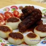 Wieprzowe żeberka w pomidorowym sosie
