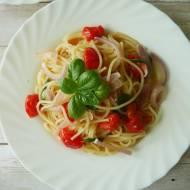 Jednogarnkowe spaghetti