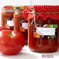 Koncentrat (sos) pomidorowy na zimę