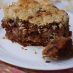 Ciasto drwala w wersji wegańskiej