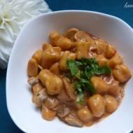 Dyniowe kluski gnocchi (bez oleju, bez glutenu)