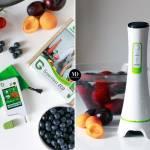 Greentest i Food cleaner – dwa urządzenia, dzięki którym zdrowiej jemy