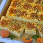 sernik z morelami i pistacjami (ekspresowy)