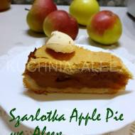 Szarlotka Apple Pie wg Aeex