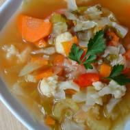 Zupa spalająca tłuszcz