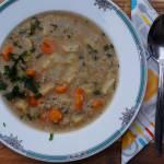 Wegański krupnik. Jak mogłam nie lubić tej zupy?