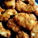 Fileciki z kurczaka w zupie cebulowej