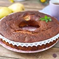 Ciasto z makiem i marcepanem