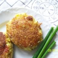 Kotleciki jajeczne z serem mozarella - bezglutenowe i low carb