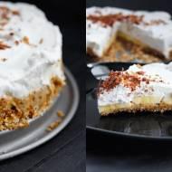 Zdrowe ciasto banoffee bez pieczenia (5 składników)