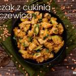 Kurczak curry z cukinią i soczewicą
