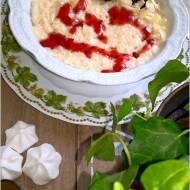 Kokosowy a la pudding ryżowy