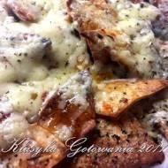 Cheesy nachos - domowe nachos z serem