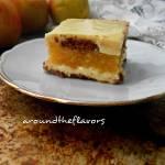 Ciasto jabłkowe, bez pieczenia