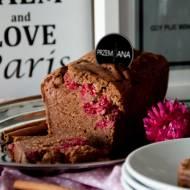 Czekoladowo-orzechowe ciasto z kaszy jaglanej