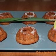 Jabłkowe babeczki z cynamonem