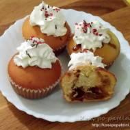 Muffinki z krówkami