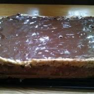 ciasto z chałwą -przepis siostry Anastazji