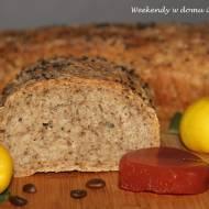 Czarny chleb we wrześniowej piekarni