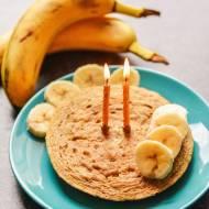 druga rocznica weganizmu i drugie urodziny bloga! bananowe ciasto z mikrofalówki // banana bread mug cake