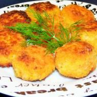 Kotleciki marchewkowo - serowe