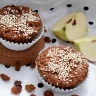 Przepis #75 Muffiny jabłkowo - marchewkowe